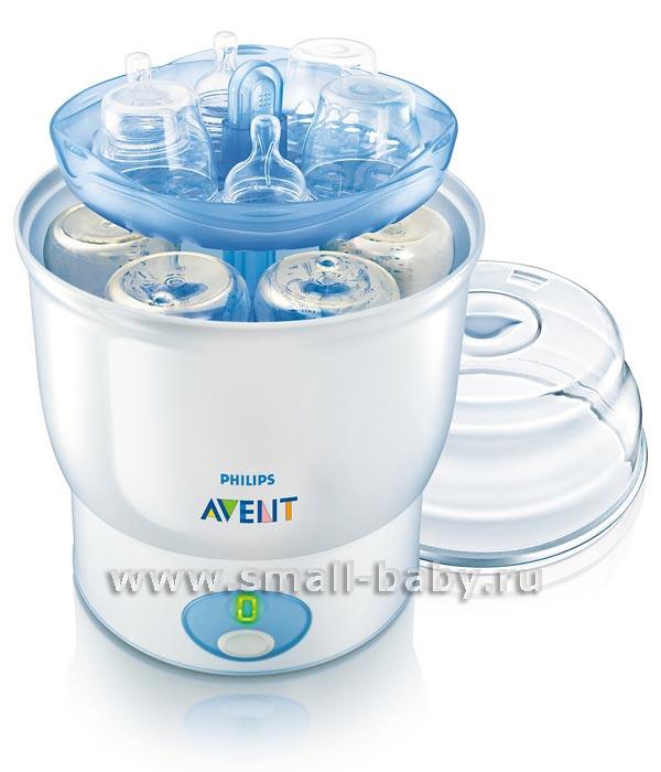Avent sterilisator brugsanvisning